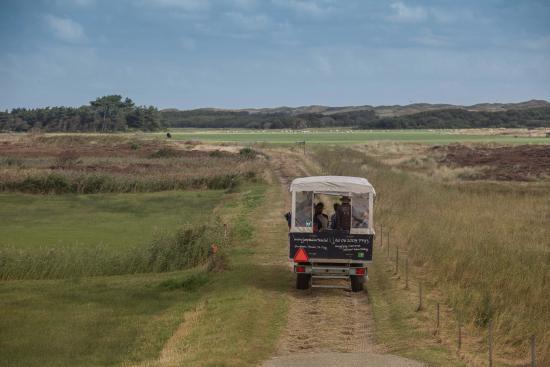 De Waal, Países Bajos: Op weg naar de Slufter, via de Nederlande en de Muy.