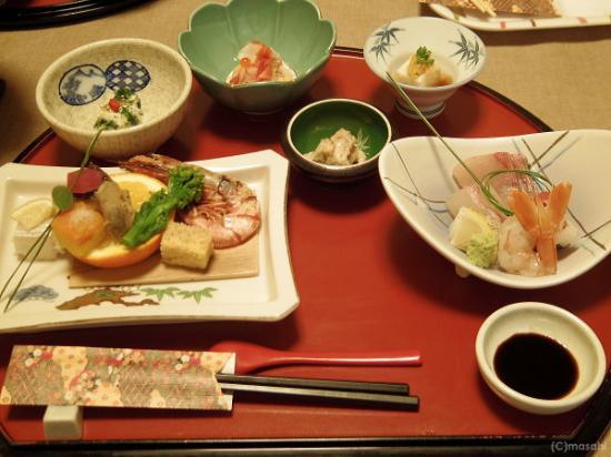 Ryokan Zenya : 夜御飯