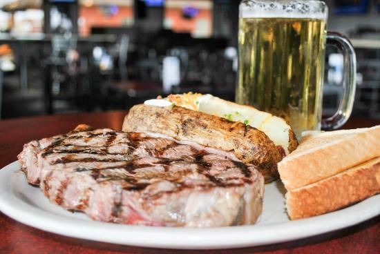 Garden City, KS: Steaks the Way You Like 'Em!