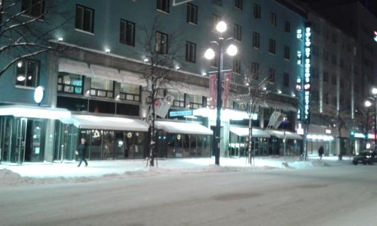 Lahti, Finland: view side