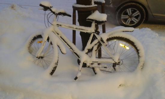 Lahti, Finland: Finland winter weather