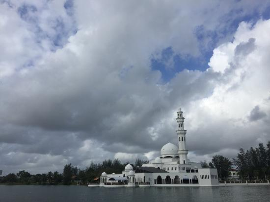 Kuala Terengganu, Malaisie : Tengku Tengah Zaharah Mosque