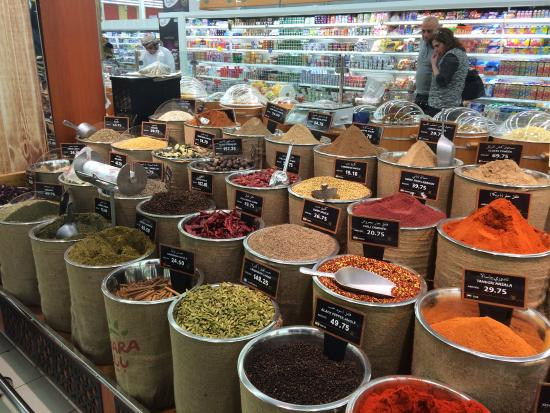 Centre commercial Manar : Carefour Supermarket - Spices isle