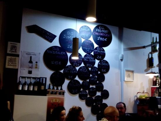 Molina de Segura, España: La Colorá Bodega