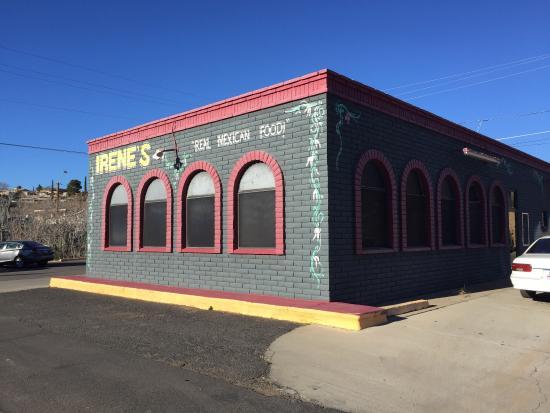 Globe, AZ: Irene's facade