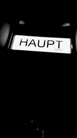 Haupt Bar
