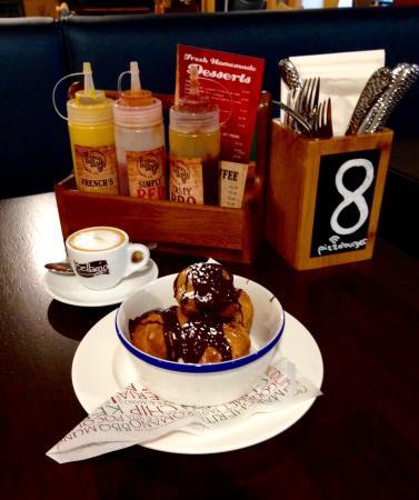 Newry, UK: something for dessert??