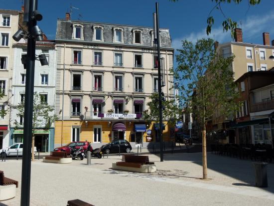 Annonay, Γαλλία: Façade