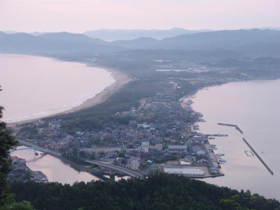 Kyotango, Japón: 小天橋全景