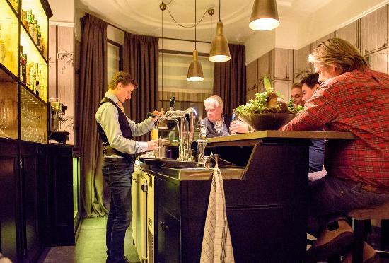 Wijk aan Zee, The Netherlands: The Bar