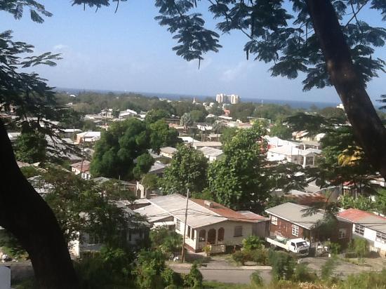 Saint Michael Parish, Barbados: View from B&B - 15 min walk to beach