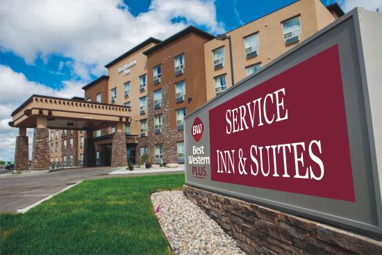 Lethbridge, Canada: Best Western Plus Service Inn & Suites