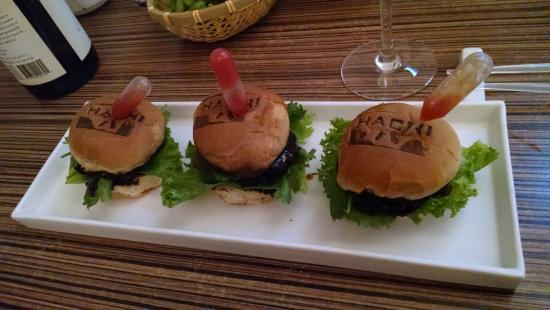 Chalfont, PA: Tuna Sliders