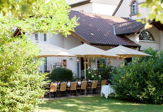 Münchweiler an der Alsenz , Deutschland: Terrasse