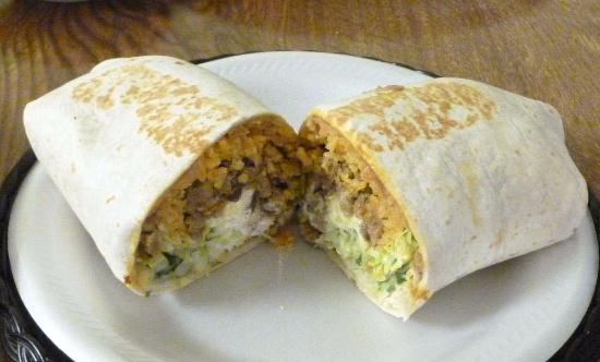 Hermiston, OR: Asada Burrito...