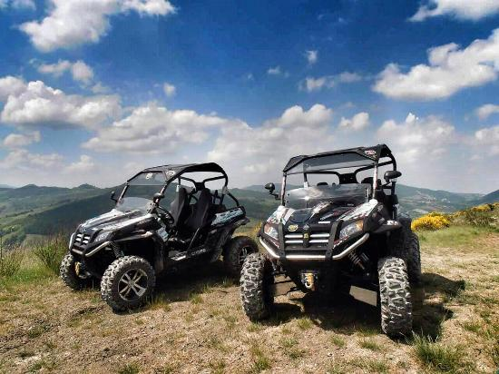 Side by Side Offroad Park
