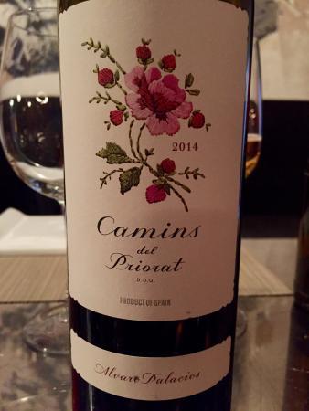 Corbera de Llobregat, España: Camins del Priorat, un excelente vino