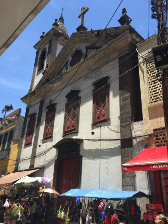 Igreja Santo Elesbao e Santa Efigenia