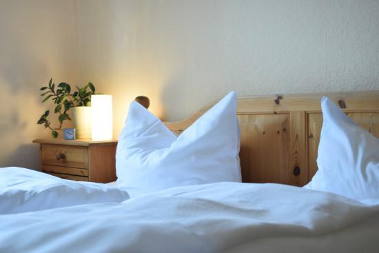 Hammelburg, Alemania: Beispiel Hotelzimmer