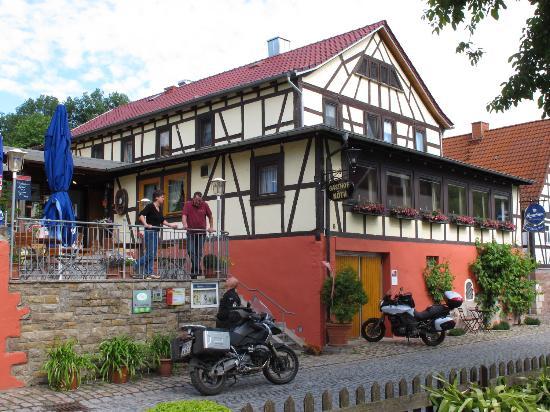 Hammelburg, Alemania: Hotel Gasthof Nöth