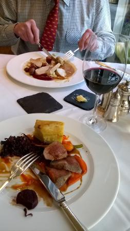miller howe: day before christmas eve lunch