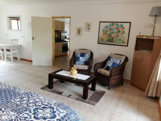 Southbroom, Sudafrica: Large 2 bedroom unit bedroom 1