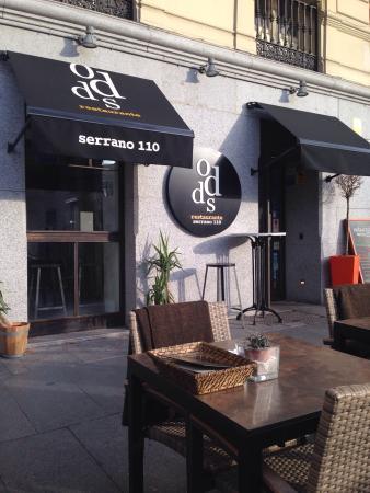 Restaurante restaurante odds en madrid con cocina - Hotel mediterranea madrid ...