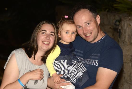Laion, อิตาลี: Die Gastgeber: Barbara, Florian und Sophia