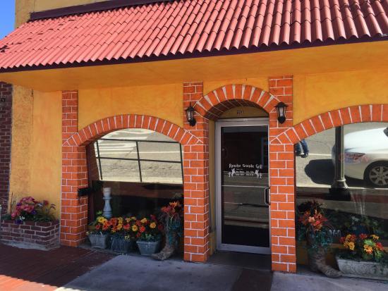 Opp, Αλαμπάμα: Front entrance