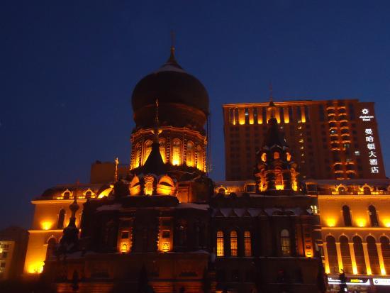 Saint Sophia Cathedral: Magnificent architecture