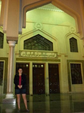 Mezquita Sheikh Zayed: acceso