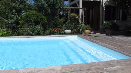 Vertheuil, Frankrike: piscine