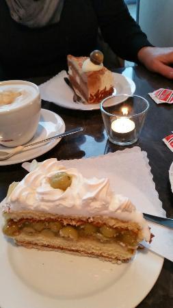 Der Beste Kuchen In Kassel Cafe Nenninger Kassel Reisebewertungen