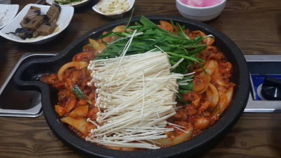Seojin Cheongdong Ori