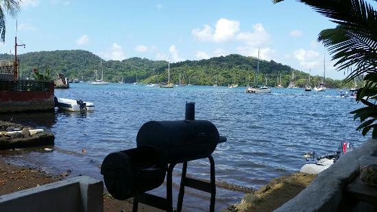 Portobelo, Panamá: Casa vela