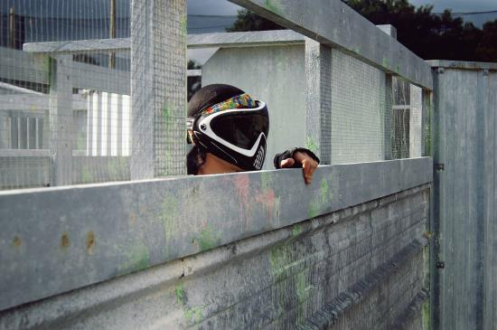 Impact Game: Paintball