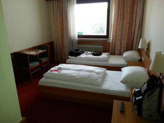 Foto de Novum Hotel Primus Frankfurt Sachsenhausen
