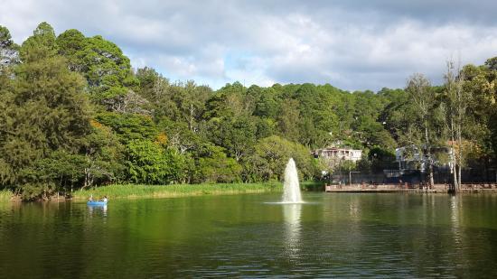 Santa Lucia, Honduras: Lago de Santa Lucía