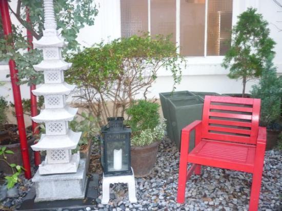 Maison Zen: giardino zen