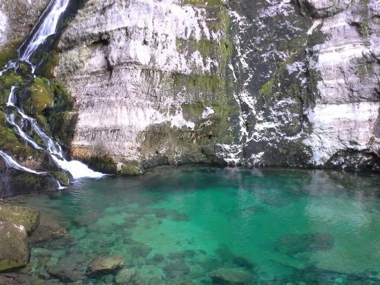 Jezioro Bohinjsko, Słowenia: nice lake
