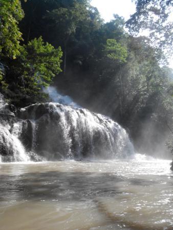 Lapopu Waterfalls: air terjun lapopu_5   - januari 2016