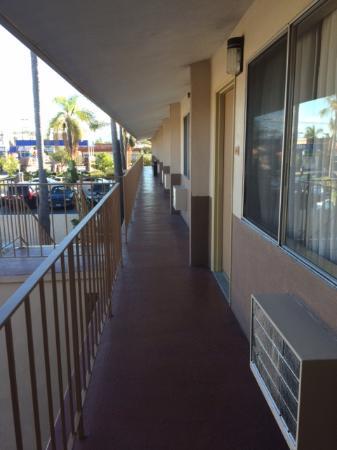 Чула-Виста, Калифорния: Hotelanlage