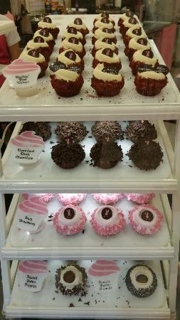 Riverside, CA: Casey's Cupcakes at the Mission Inn