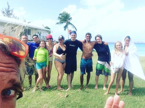 Атлантик-Шорс, Барбадос: Surfing Barbados with Ride The Tide Surf School: Surfing lessons