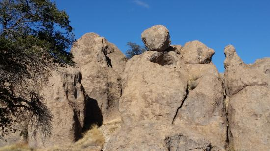 City of Rocks State Park: More formations.
