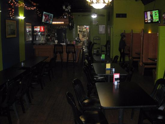 Moreno's Casual Dining: Restaurant interior, there is another diningnhall as well