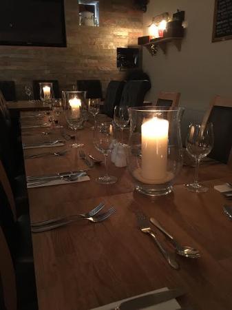 Lockerbie, UK: Dine and Relax