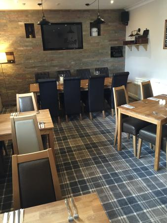 Lockerbie, UK: Relax and dine with us