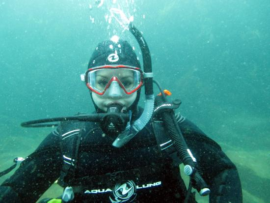 Castlerock, UK: Red Duck Diving All PADI Courses Available
