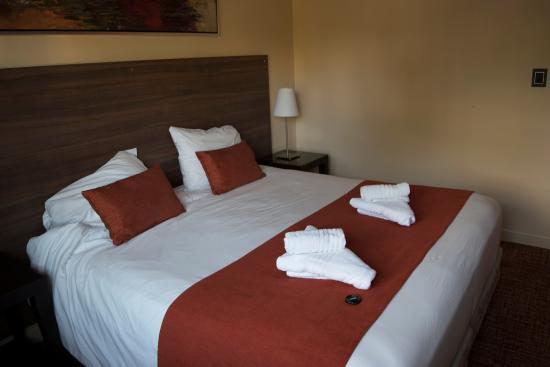 Hotel Bahia Redonda : Cama King Size